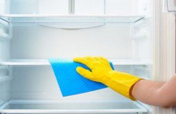 limpiar tu refrigerador