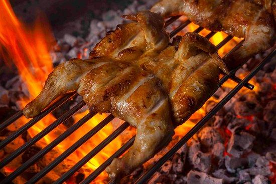 Consejos para asar pollo en la parrilla